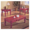 3 Pc Coffee/End Table Set 6156 (A)