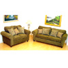 2-Piece Sofa And Loveseat Set 62002 (IEM)