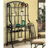 Parkway Contemporary Bakers Rack45048-BR(WD)