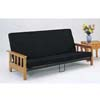 MISSION STYLE WOOD FUTON 6227 (A)