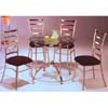 5-Pc Satellite Dining Set 6263-45/50 (WD)