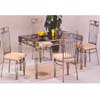 5-Pc Neo-Classic Dining Set 6277-36/60 (WD)