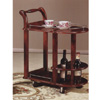 Solid Wood Serving Cart 6303(TOPFS)