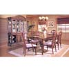 7-Piece Westminster Preston Cherry Dinette Set 6393 (A)