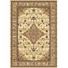 Rug 6547 Gold (HD) Cross Woven Legends