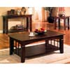 Cherry Finish Occasional Tables 70000_ (CO)