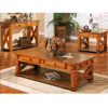 Oak Finish Occasional Tables 70004_(CO)