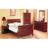 5-Piece Queen Size Bedroom Set 7048Q (IEM)
