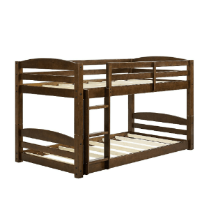 Wood Dorel Living Sierra Twin Bunk Bed DL7891(AZFS)