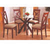 5 Pc Dining Set 7215/7217 (A)
