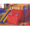 Multicolor Childs Loft  Bed 7239 (CO)