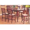 5 Pc Counter Height Dining Set 7460/61 (A)