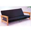 Mission Wood Futon  7521 (A)
