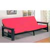 Cherry Wooden Arm Futon 7526 (A)