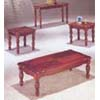 Coffee End Table Set 7587set (A)
