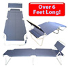 Folding Guest Bed with Headrest 75-9930BD(TRAFS)