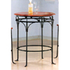 Bar Table In Dirty Oak Finish 7661 (CO)
