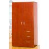 2 Door Wardrobe With Drawers 7802_ (ABC)