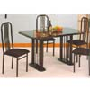5-Pc  Marble Dining Set 78_(WD)