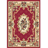 Rug 792 Red (HD) Sing Collection