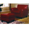 Sofa Arm Chair With Ottoman 8001_ (PJ)