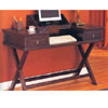 Desk In Tobacco Finish 800481 (CO)