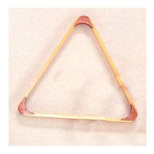 2 1/4ÃÃ Wood Triangle 809_ (TE)