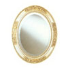 Antique Silver Finish Frame With Bevelled Mirror 8561 (CO)
