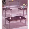 Coffee/End Table Set  8618  (A)