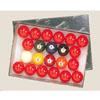 2 1/8ÃÃ Belgian Snooker Ball Set 869 (TE)