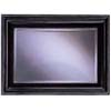 Wall Mirror In Black Finish 900158 (CO)