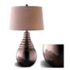 Glazed Finish Vase Style Lamp 900187 (CO)