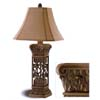 Pillar Style Lamp 900217 (CO)