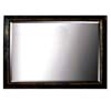 Aged Bronze Finish Bevelled Mirror 900268 (CO)