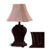 Wicker Weave Style Lamp 900317 (CO)