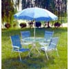 Folding Patio Set 91165 (LB)
