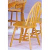 All Natural Arrow Back Chair 9214 (WD)
