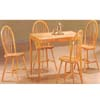 5-Pc All Natural Dining Set 92281 (WD)