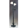 Verdigris Finish Floor Lamp 962VD (TOP)