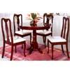 5-Pc Cherry Dining Set 970-42 (WD)