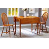 5 Pc Spiced Oak Dinette Set 9840/9814 (WD)