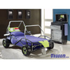 Twin Size Tundra Buggy Bed 99140(ML)