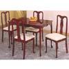 5-Pc Dining Set 9966 (WD)