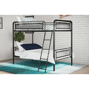 DHP Rockstar Twin Over Twin Bunk Bed AMW1008(HYFS)