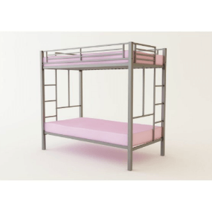 DHP YourZone Twin/Twin Bunk Bed AMW1344-1(HYFS)