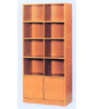 Bookcase With Doors BK-300B (TOP)