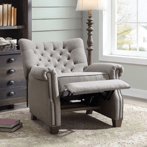 Better Homes & Garden Tufted Push Back Recliner