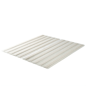 Solid Wood Bed Support Slats Fabric-Covered BSLF(AZFS)