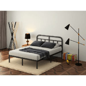 Beltsville 14 In. Heavy Duty Platform Bed ( Multiple Sizes)(Weight Capacity 3500 Lbs)
