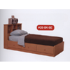 Bookcase Headboard Captains Bed CB-BK(WPFS100)